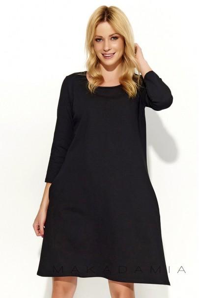 Sukienka Czarna M375