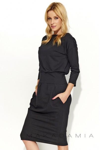 Sukienka Czarna M376