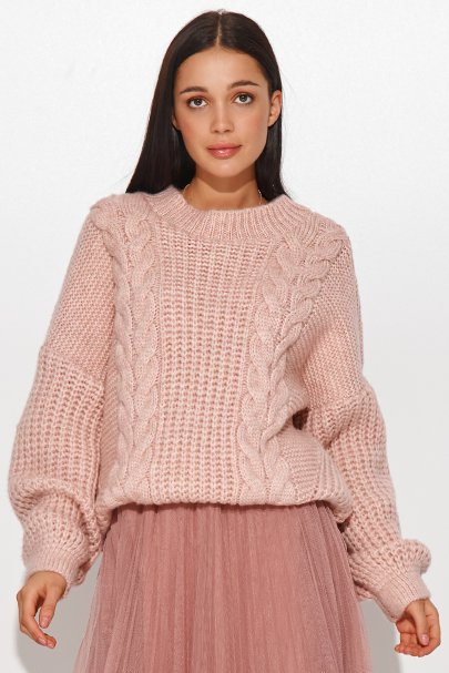 Sweter damski wkładany...