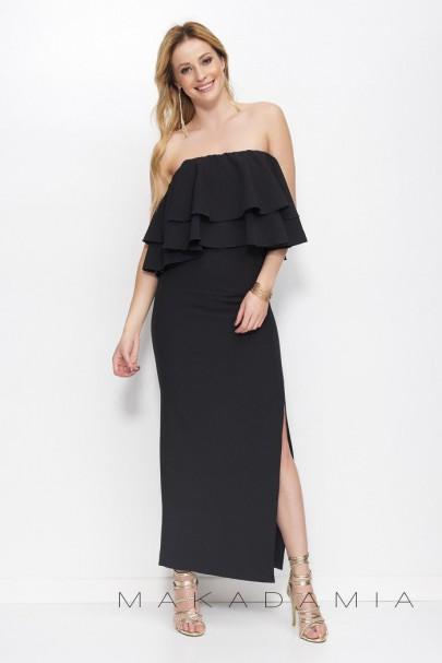 Sukienka czarna hiszpanka M399