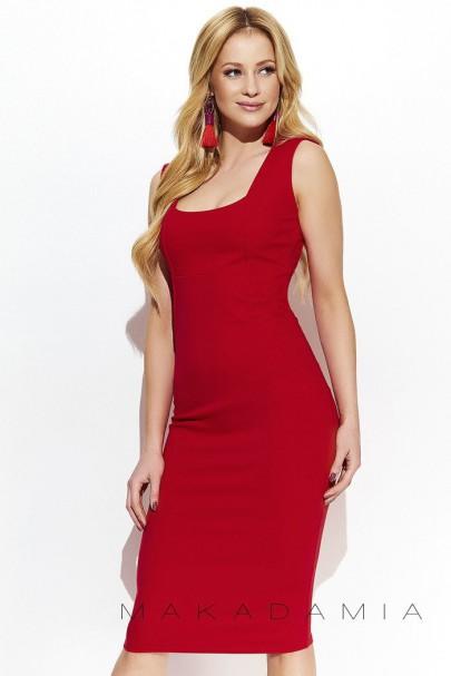 Sukienka Czerwona M414