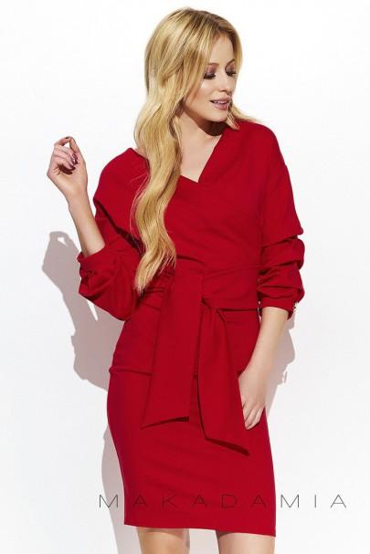 Sukienka Czerwona M425