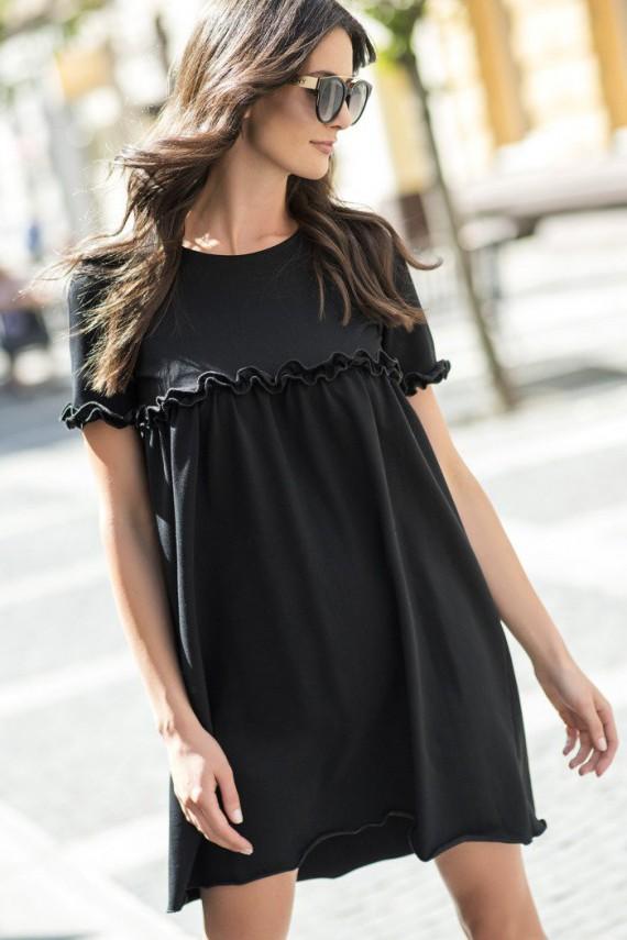 Sukienka czarna NU93