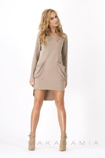 Sukienka cappucino M159