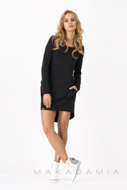 Sukienka czarny M159