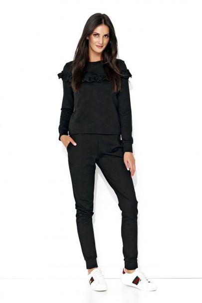 Komplet dresowy czarny NU140
