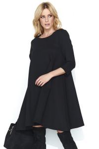 Sukienka Czarna M452