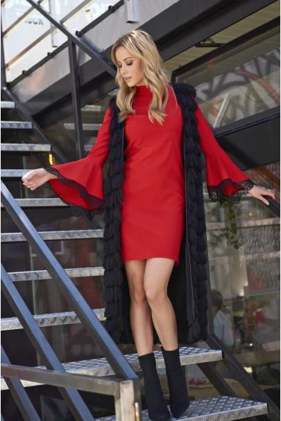 Sukienka Czerwona M443