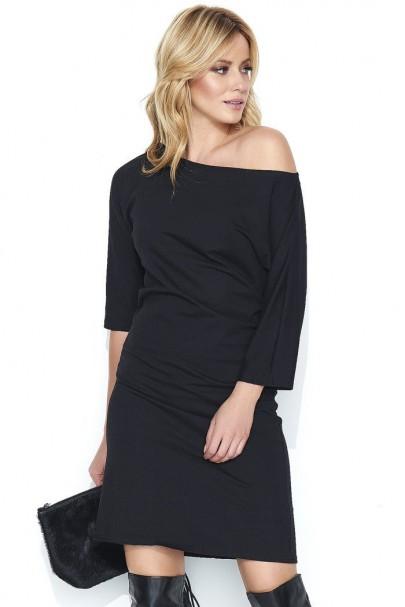 Sukienka czarna M459
