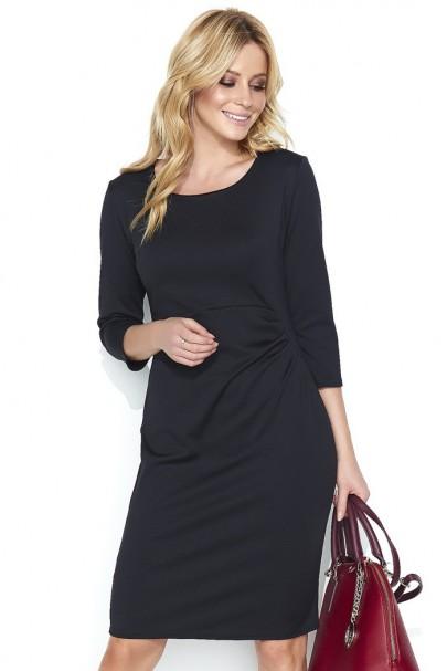 Sukienka Czarna M449
