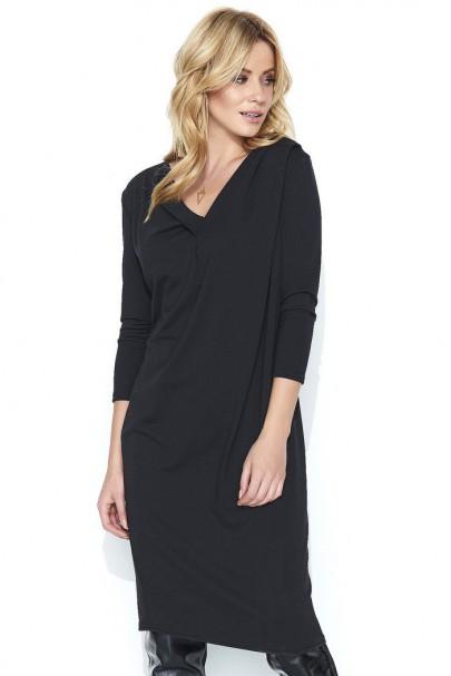Sukienka czarna M461