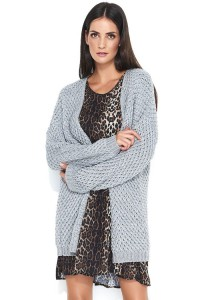 Sweter szary NU_S45