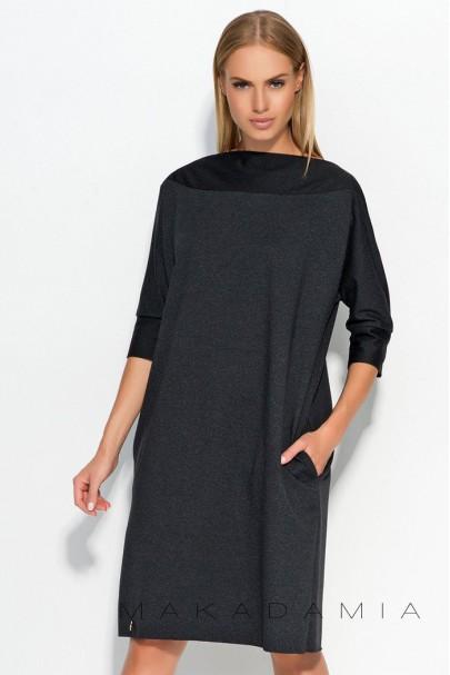Sukienka Czarna M317