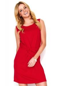 Sukienka czerwona z przełożeniem M480