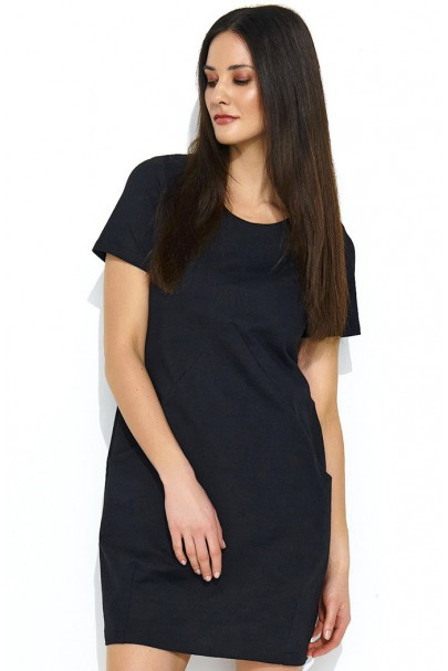 Sukienka czarna z...