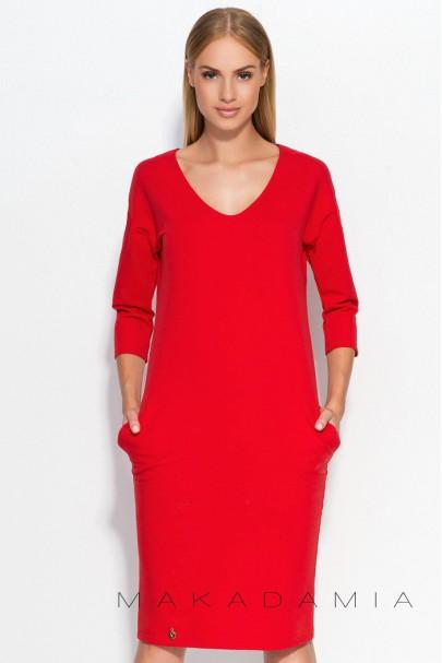 Sukienka Czerwona M318