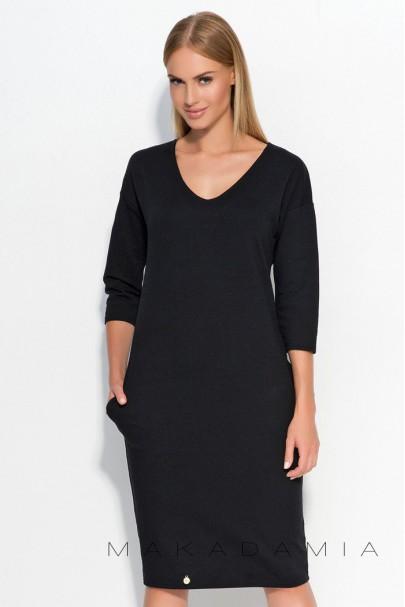 Sukienka Czarna M318