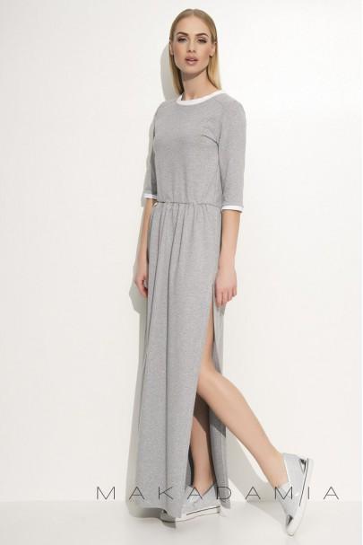 Sukienka Szara M338