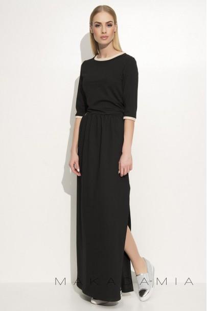 Sukienka Czarna M338