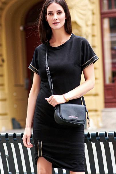 Sukienka czarna NU221