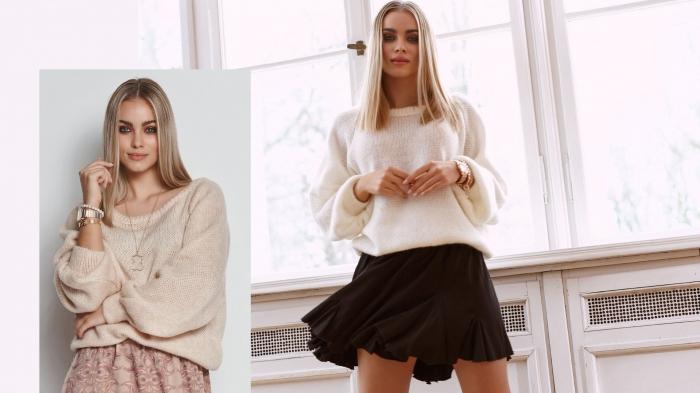 Poznaj nasz modowy must have - swetry damskie dzianinowe na każdą porę roku ••• Makadamia - sklep internetowy z odzieżą damską