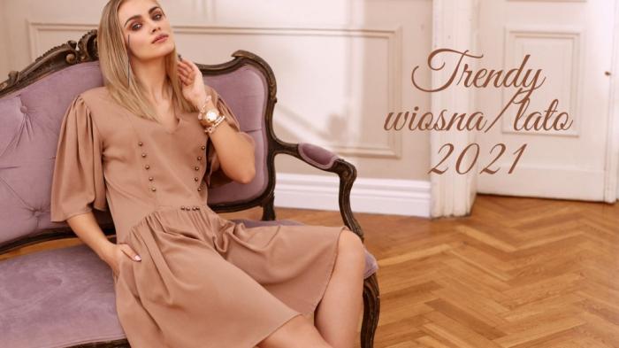 Trendy w modzie damskiej wiosna/lato 2021, które musisz poznać!